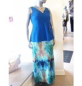Tango Mango Blue Depths Skirt
