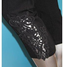 Artex Fashion Capri with Lace