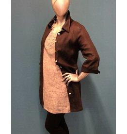 Mode de Vie Linen Jacket