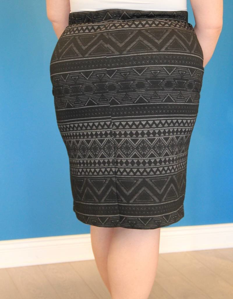 Miko International Aztec Skirt