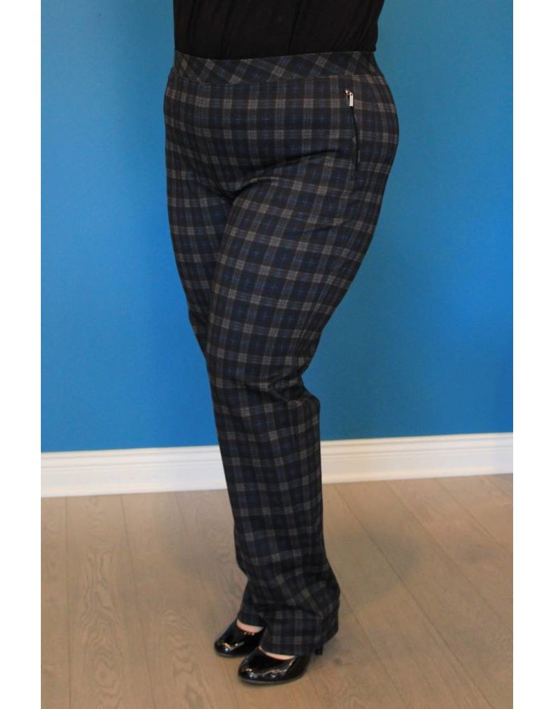 Mode de Vie Plaid Pant