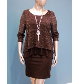 Miko International Tanis Sparkle Top