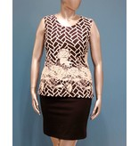 Artex Fashion Roses S/L Top
