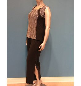 Pant with Slit