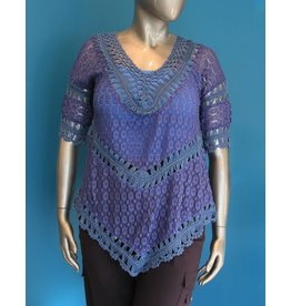 Papa Fashions Rachel Crochet Top