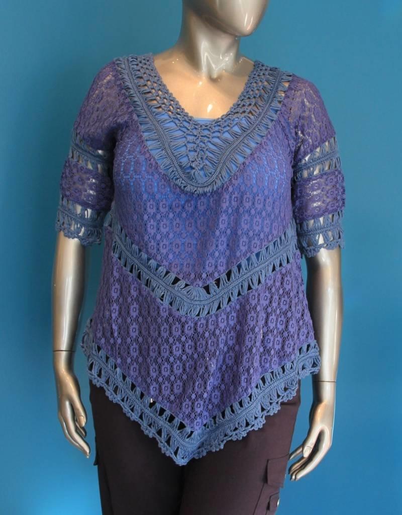 Papa Fashions Rachel Crochet Top