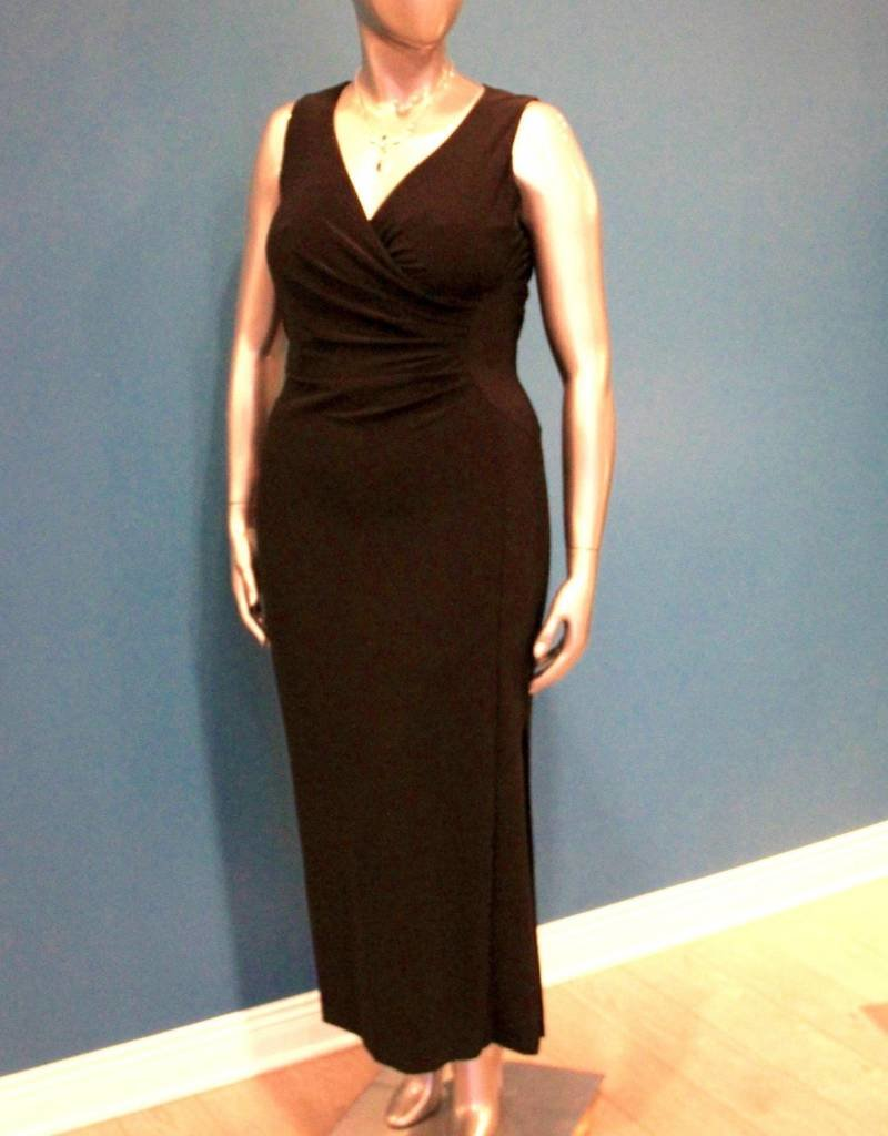 Artex Fashion Black Maxi