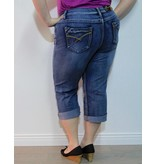 "Carreli Jeans Capri 21"" Length"
