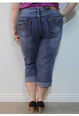 "Carreli Jeans Capri 21"" Length"
