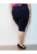 "Carreli Jeans Boyfriend Bermuda - 13"" Length"