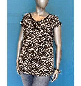 Artex Fashion Polka Dot Top