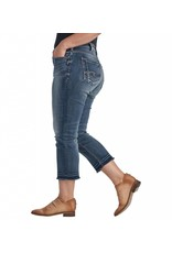 Silver Jeans Avery Skinny Crop