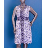 London Times Delft Dress