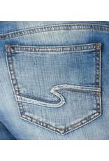 Silver Jeans Girlfriend Ankle