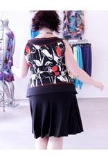 Pretty Women Flirty Dance Skirt