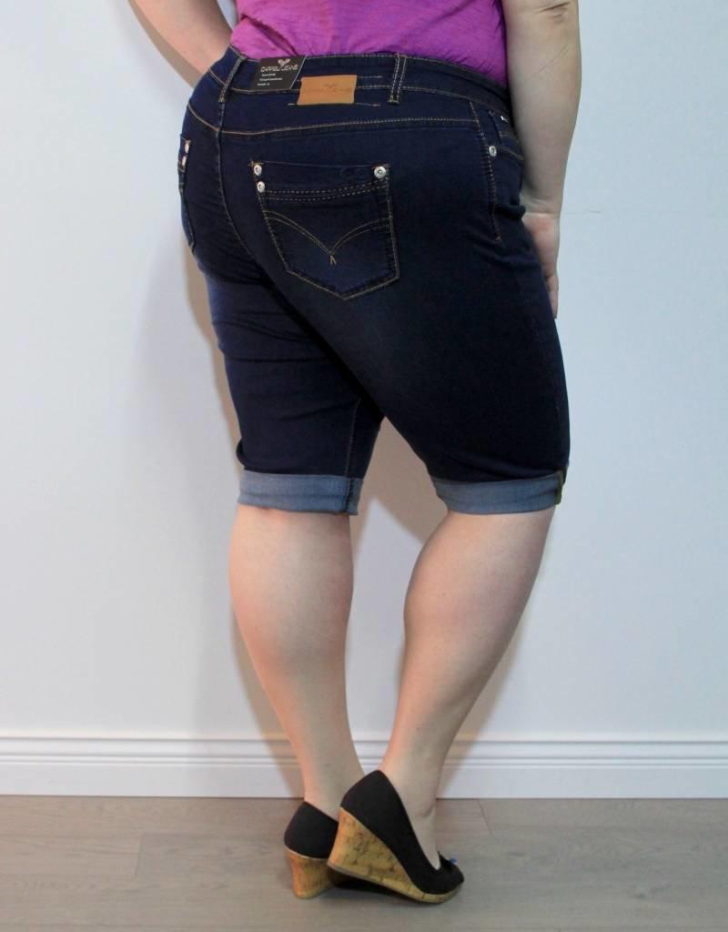 "Carreli Jeans Bermuda - 13"" Length"