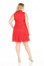 London Times Sophia Lace Dress