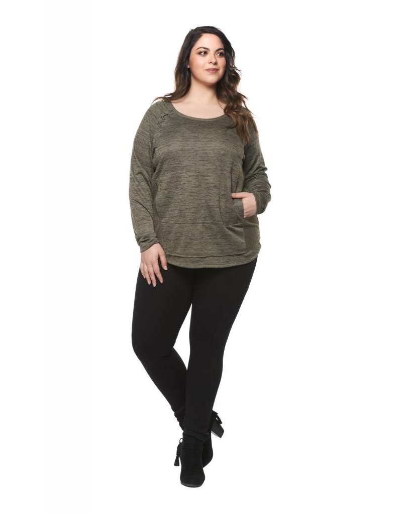 Dex Sweater with Pocket