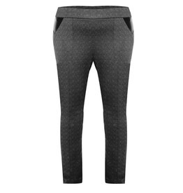Dex Charcoal Print Leggings