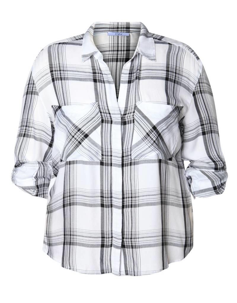 Dex Flanel Plaid Shirt