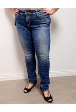 Silver Jeans Elyse Skinny Plus Size Jeans