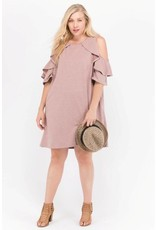 Janette Plus Ainsley Dress