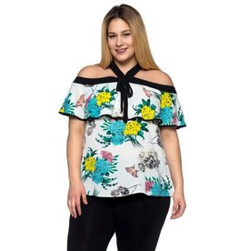 Janette Plus Addie Top