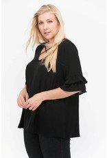 Janette Plus Airica Top