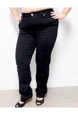 Carreli Jeans Angela Straight Black