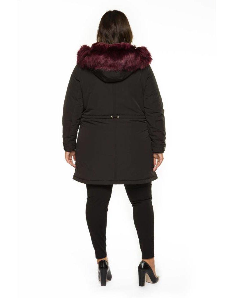 Dex Fur Lined Parka