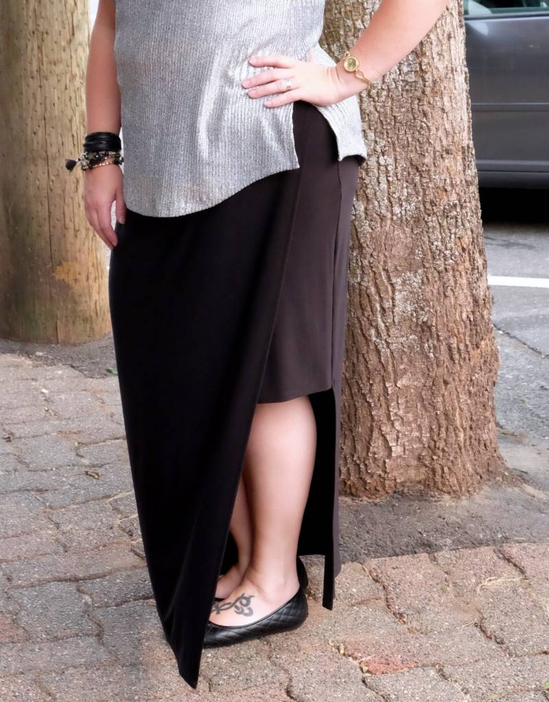 Pretty Women Caroline Wrap Skirt