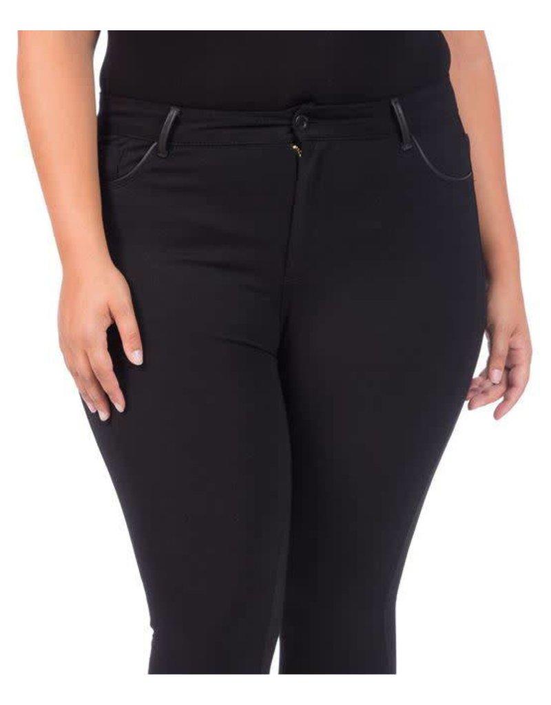 Lola Jeans Erin Jersey Knit Slim Leg