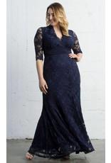 Kiyonna Screen Siren Lace Gown