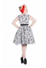 H & R Garden of Skulls Dress