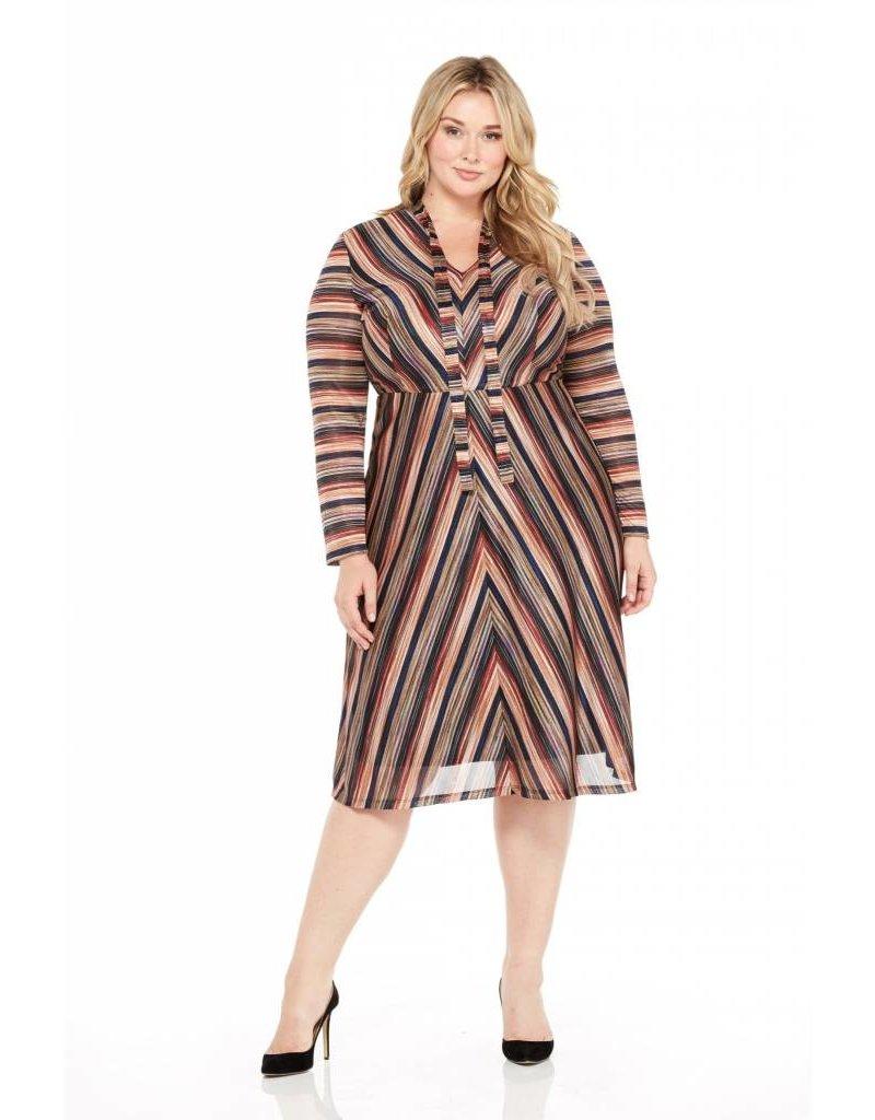 London Times Jacquie Dress