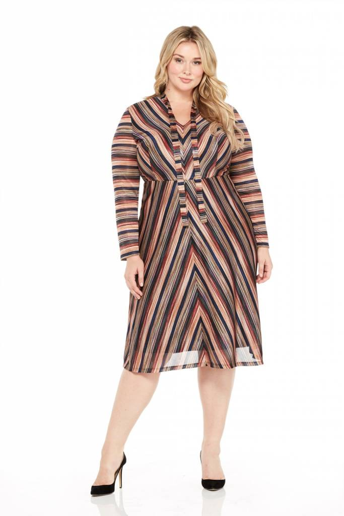 London Times Jacquie Dress