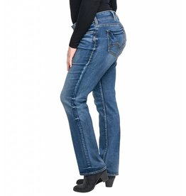Silver Jeans Suki Straight