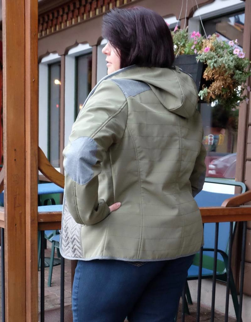 Montanaco Hooded Jacket