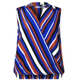 Dex Striped Blouse