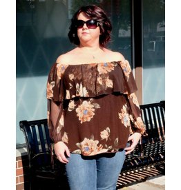 Janette Plus Darling Top