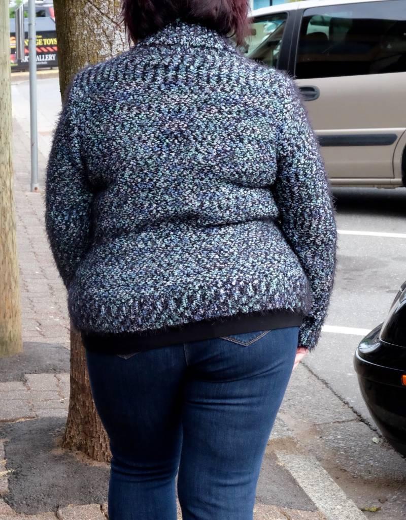 Papa Fashions Fluffy Sweater