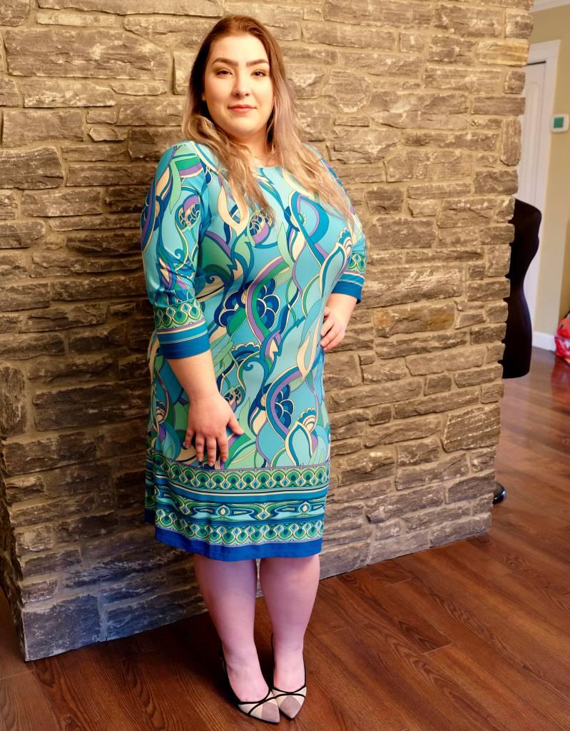 London Times Jorja Dress