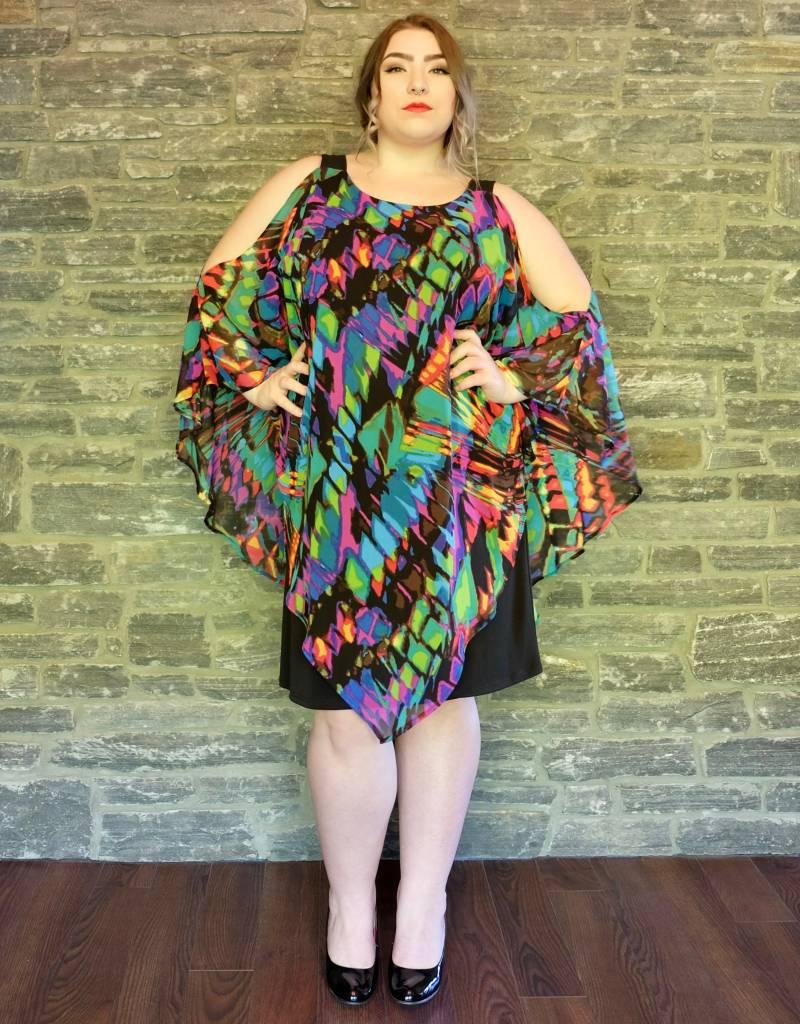 Pretty Women Butterfly Dress