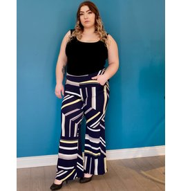 Artex Fashion Side Slit Pant