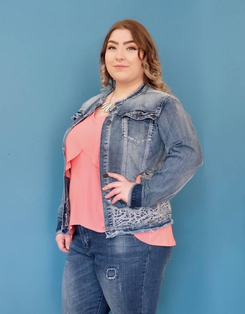Lola Jeans Bluebell Jean Jacket