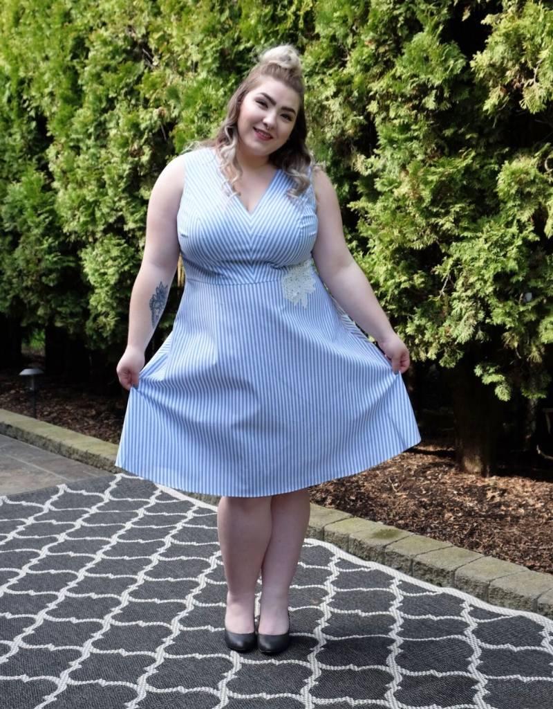 London Times Zinnia Dress