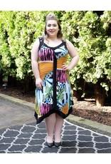 Libra Hanky Hem Dress