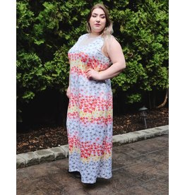 Tango Mango Sunset Dress