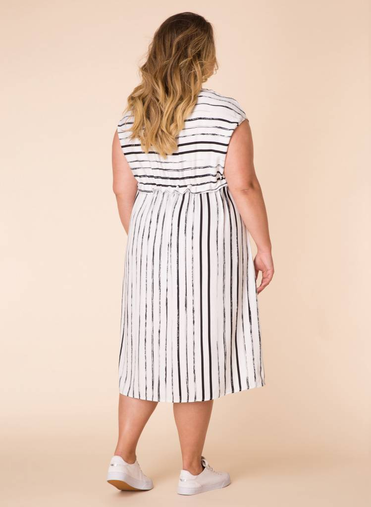 Yesta Marigold Dress