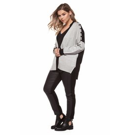 Dex Lace Up Cardigan